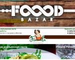Fioritta Pasta Fresca и  FOOOD bazar