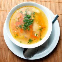 Суп Куриный Домашний