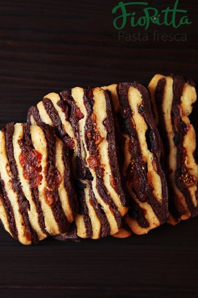 Итальянское печенье Мозаика