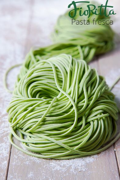 Taglierini verde (тальярини верде)